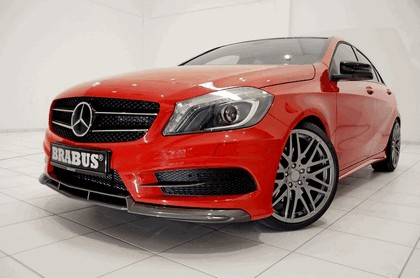 2012 Mercedes-Benz A250 by Brabus 9