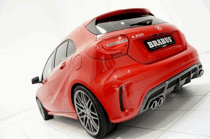 2012 Mercedes-Benz A250 by Brabus 10
