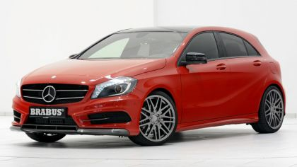 2012 Mercedes-Benz A250 by Brabus 5