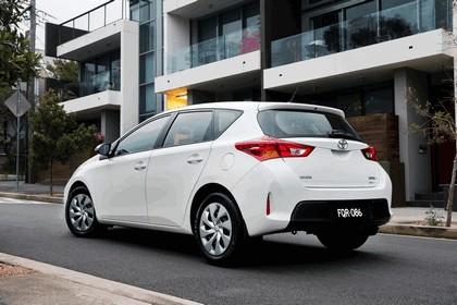 2012 Toyota Corolla Ascent - Australian version 2