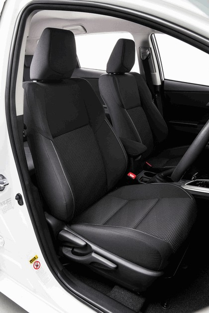 2012 Toyota Corolla Ascent - Australian version 3