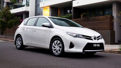 2012 Toyota Corolla Ascent - Australian version 7