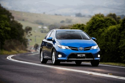 2012 Toyota Corolla Ascent Sport - Australian version 2