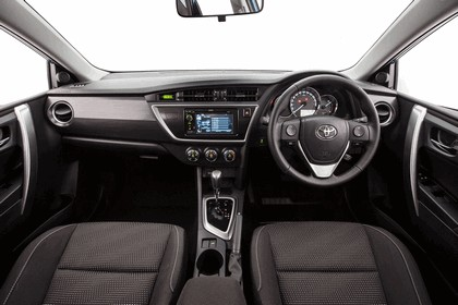 2012 Toyota Corolla Ascent Sport - Australian version 5