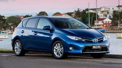 2012 Toyota Corolla Ascent Sport - Australian version 4