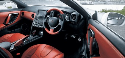 2013 Nissan GT-R ( R35 ) - UK version 5