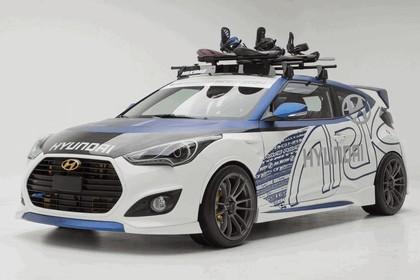 2012 Hyundai Veloster Alpine Edition by ARK Performance 3