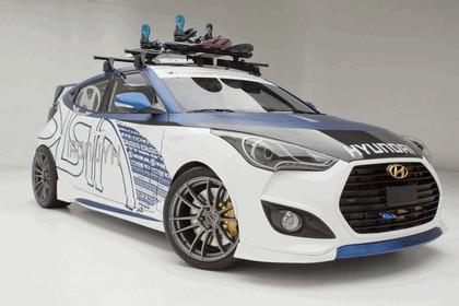 2012 Hyundai Veloster Alpine Edition by ARK Performance 7