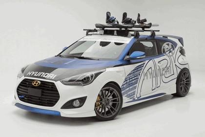2012 Hyundai Veloster Alpine Edition by ARK Performance 8