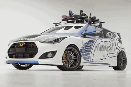 2012 Hyundai Veloster Alpine Edition by ARK Performance 9