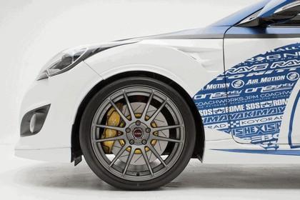 2012 Hyundai Veloster Alpine Edition by ARK Performance 11