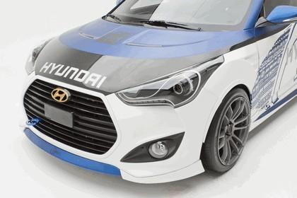 2012 Hyundai Veloster Alpine Edition by ARK Performance 12