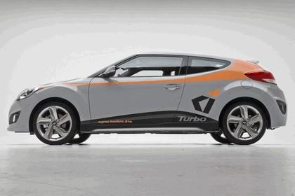 2012 Hyundai Veloster by Katzkin 2