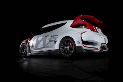 2012 Hyundai Veloster Velocity concept 4