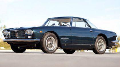 1961 Maserati 5000 GT coupé 2
