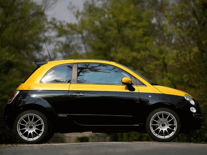 2007 Fiat 500 by Aznom 2