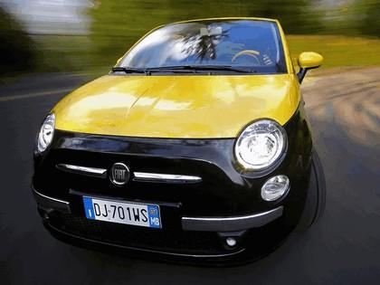 2007 Fiat 500 by Aznom 4