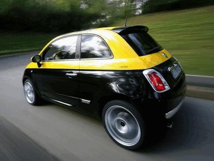2007 Fiat 500 by Aznom 5