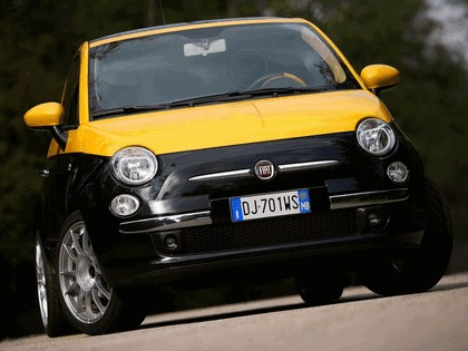 2007 Fiat 500 by Aznom 6