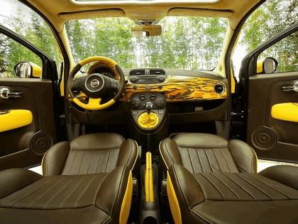 2007 Fiat 500 by Aznom 10