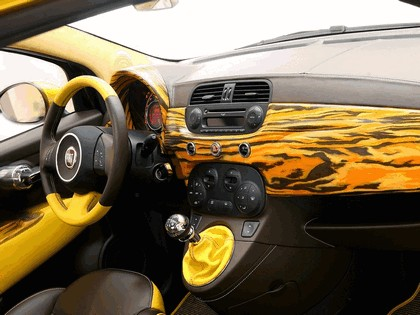 2007 Fiat 500 by Aznom 11