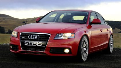 2009 Audi A4 2.0T Quattro by STaSIS 8