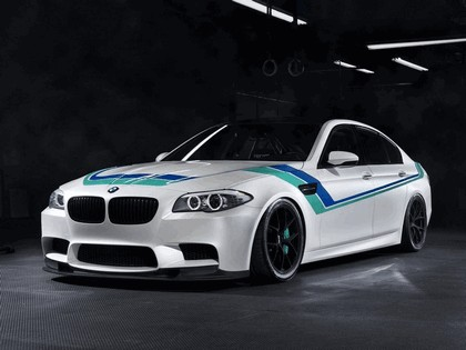 2012 BMW M5 ( F10 ) Performance by IND Distribution 1