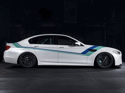2012 BMW M5 ( F10 ) Performance by IND Distribution 2