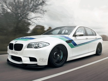 2012 BMW M5 ( F10 ) Performance by IND Distribution 6