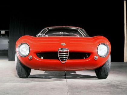 1964 Alfa Romeo TZ Canguro concept by Bertone 3