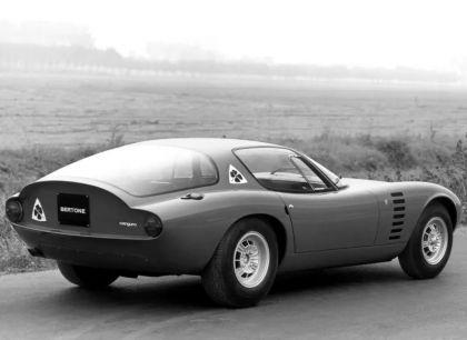 1964 Alfa Romeo TZ Canguro concept by Bertone 8