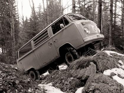 1972 Volkswagen T2 Bus Syncro 1