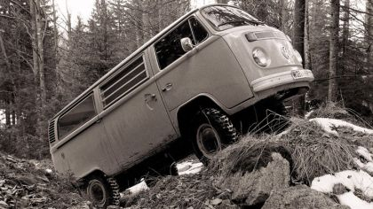 1972 Volkswagen T2 Bus Syncro 5