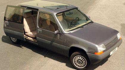 1985 Renault Super Van Cinq concept by Heuliez 6