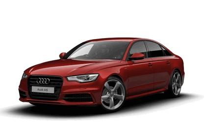2012 Audi A6 Black Edition - UK version 1