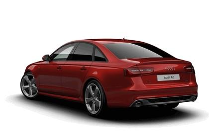 2012 Audi A6 Black Edition - UK version 3