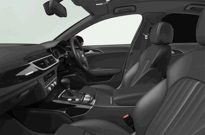 2012 Audi A6 Black Edition - UK version 5