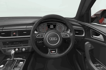 2012 Audi A6 Black Edition - UK version 6