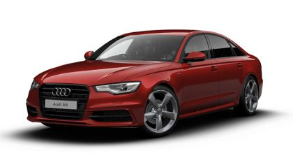 2012 Audi A6 Black Edition - UK version 5