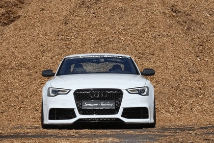 2012 Audi S5 coupé with RS5 styling pack by Senner 3