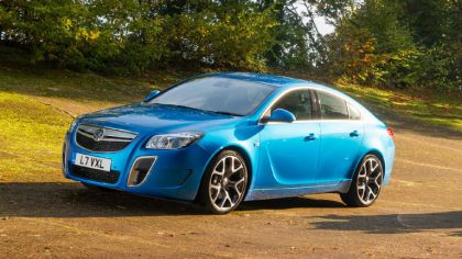 2012 Vauxhall Insignia VXR SuperSport 3