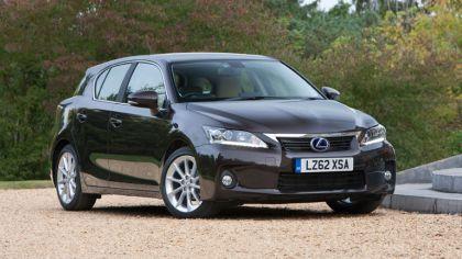 2012 Lexus CT 200h Advance - UK version 3