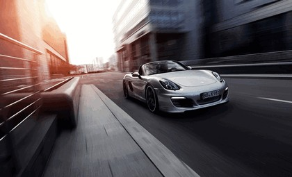 2012 Porsche Boxster ( 981 ) by TechArt 7