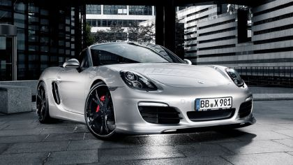 2012 Porsche Boxster ( 981 ) by TechArt 3