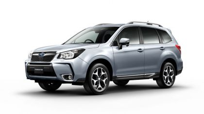 2013 Subaru Forester 2.0 XT EyeSight - Japan version 4