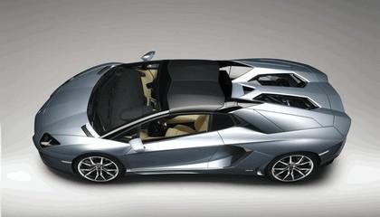 2012 Lamborghini Aventador LP700-4 roadster 5