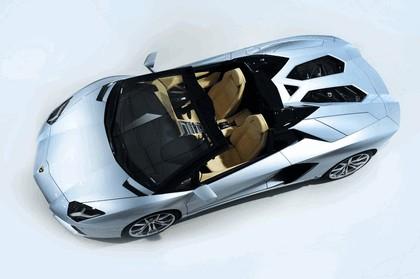 2012 Lamborghini Aventador LP700-4 roadster 9