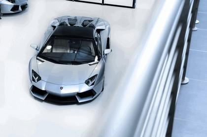 2012 Lamborghini Aventador LP700-4 roadster 10