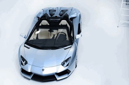 2012 Lamborghini Aventador LP700-4 roadster 11