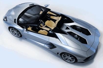 2012 Lamborghini Aventador LP700-4 roadster 14